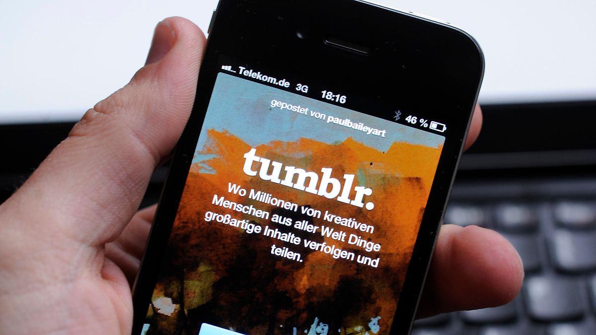 Yahoo kauft Blog-Dienst Tumblr