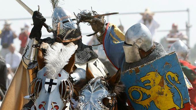 Die Schlacht wurde später politisch instrumentalisiert.