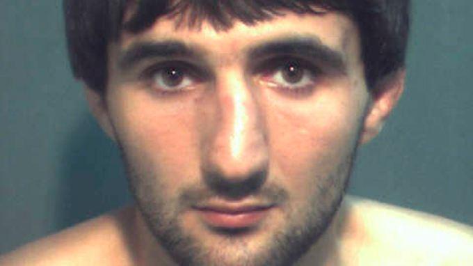 Die Polizei von Orange County veröffentlichte dieses Bild von Ibragim Todashev.