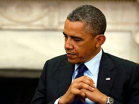 Die Schließung von Guantánamo steht schon lange auf der Agenda von US-Präsident Obama.