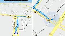 Roaming kann man sich sparen: Offline-Navigation mit iPhone & Co.