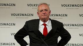 VW-Chef Martin Winterkorn: Hat er noch Zeit für eine weitere Generation Golf?