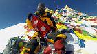 Vom einsamen Abenteuer zur Massenschlägerei: Die Eroberung des Mount Everest