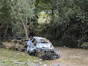 Bereits im Juni verursachten Stürme in Österreich hohe Schäden.