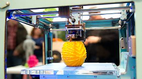 Der 3D-Druck ist auf dem Vormarsch
