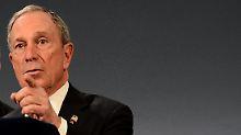 Tödliches Rizin im Brief: Giftanschlag auf New Yorks Bürgermeister