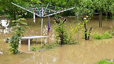 Katastrophenalarm in einigen Regionen ausgerufen: Hochwasserlage spitzt sich zu