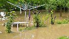 Hochwassergefahr erhöht sich: Dauerregen hat Deutschland im Griff