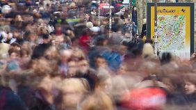 Erste Volkszählung seit 20 Jahren: In Deutschland leben weniger Menschen als gedacht