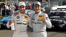 Glock rast aufs DTM-Podium: Spengler feiert ersten Saisonsieg