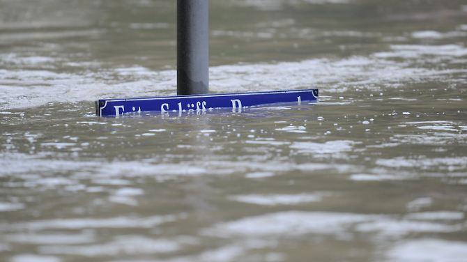 Katastrophenalarm in Bayern, Sachsen und Thüringen: Es wird noch schlimmer als 2002