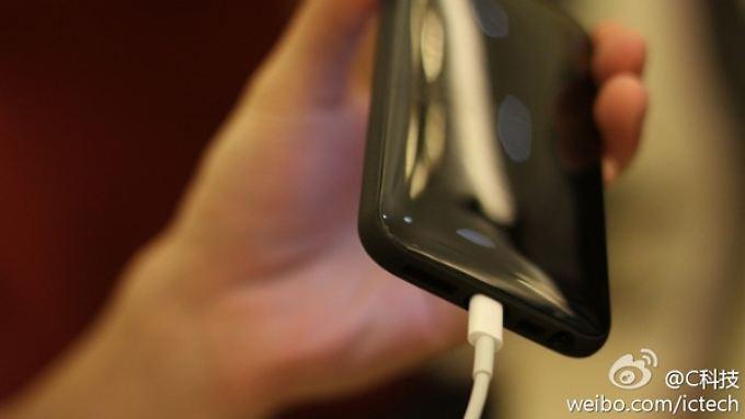 Ist das hier ein Prototyp des sogenannten Billig-iPhone?