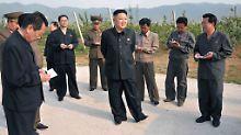 Entspannung auf der koreanischen Halbinsel?: Norden will mit dem Süden reden
