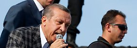 Von Entgegenkommen keine Spur: Recep Tayyip Erdogan.