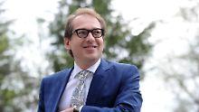 Alexander Dobrindt hat gut lachen - der CSU-Generalsekretär darf in seiner Parteizeitung auch weiterhin fast alles schreiben.