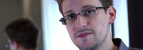 Whistleblower will nach Deutschland oder Frankreich: Snowden erinnert Merkel an ihre Verantwortung