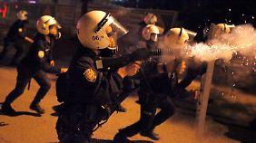 Demonstrationen in der Türkei: Erdogan erwägt Referendum über Gezi-Park