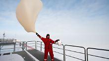 """Gute Nachrichten aus Arktis und Antarktis: """"Die Ozonschicht erholt sich"""""""