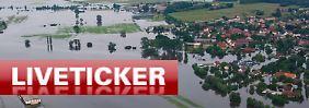 Liveticker: Hochwasser-Alarm in Deutschland