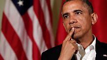 Waffenlieferungen an die syrische Opposition: Obama buhlt um Partner in Europa