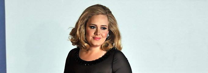 Adele ist jetzt Member of the Order of the British Empire.