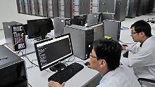 33,86 Billiarden Rechenschritte pro Sekunde: China hat allerschnellsten Supercomputer