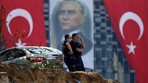 Istanbul im Streik: Türkische Regierung erwägt Militäreinsatz