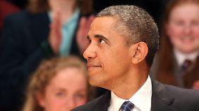 Der Zauber ist verflogen: Obama-Image hat Kratzer bekommen