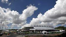 São Paulo</br> <b>(Arena Corinthians)</b>