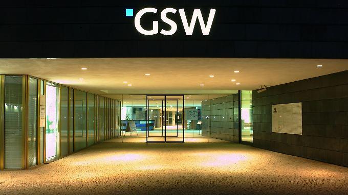 Der Immobilienkonzern GSW steckt in einer Führungskrise.