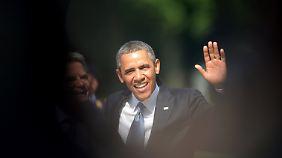 Mächtigster Mann der Welt: Ist Obama ein guter US-Präsident?