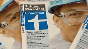 Stiftung Warentest warnt: Aufgepasst bei der Baufinanzierung