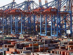 Deutschland profitiert als Exportnation von der weltweiten Konjunkturerholung.