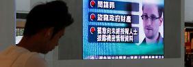 Wo ist Edward Snowden?: Amerikas Staatsfeind macht sich unsichtbar