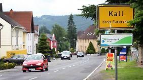 Die Kleinstadt Kall liegt im Landkreis Euskirchen und hat fast 12.000 Einwohner.