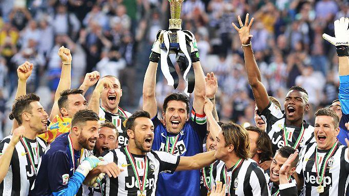 Auch der amtierende italienische Meister Juventus Turin steht unter Verdacht.