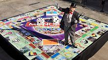 Ein bisschen wie Monopoly: US-Anleger verfallen dem Zahlenwahn