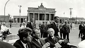 """""""Er stand für Aufbruch"""": Berlin feiert John F. Kennedy"""