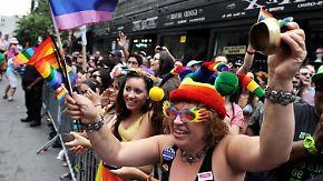 Historisches Urteil in Washington: Supreme Court verbietet Diskriminierung der Homo-Ehe
