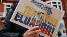 Quito will im Fall Snowden frei entscheiden: Ecuador dreht den USA eine lange Nase