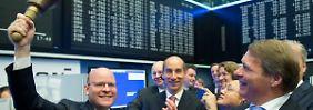 Aktie knapp über Ausgabepreis: Kion erlebt laue Börsenpremiere