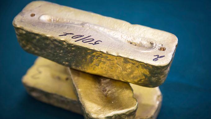 Der Glanz verblasst: Gold verliert weiter an Wert