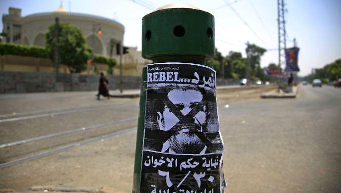 Mohammed Mursi wollen viele Ägypter nicht mehr an der Spitze ihres Landes sehen. Aber was ist die Alternative?
