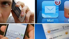 Der Geheimdienst liest mit: Spähaktionen verunsichern die Internetnutzer