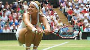 Tennis-Sensation gegen Serena Williams: Lisicki rockt Wimbledons Centre Court