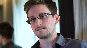 Bleibt Edward Snowden in Russland?