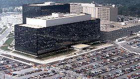 Macht durch Kontrolle: Wie die NSA Europa ausspäht