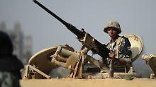 Trotz Lieferstopp: Deutschland liefert weiter Waffen an Ägypten