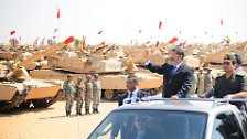 Die mächtigste Einrichtung des Landes: Mursi ist ohne Militär nichts