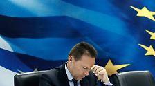 In Griechenland liegt sie gar bei fast 60 Prozent. Doch die Statistik täuscht, ...